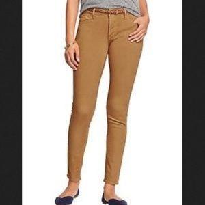 Old Navy Rockstar Super Skinny Pop-Color Jeans